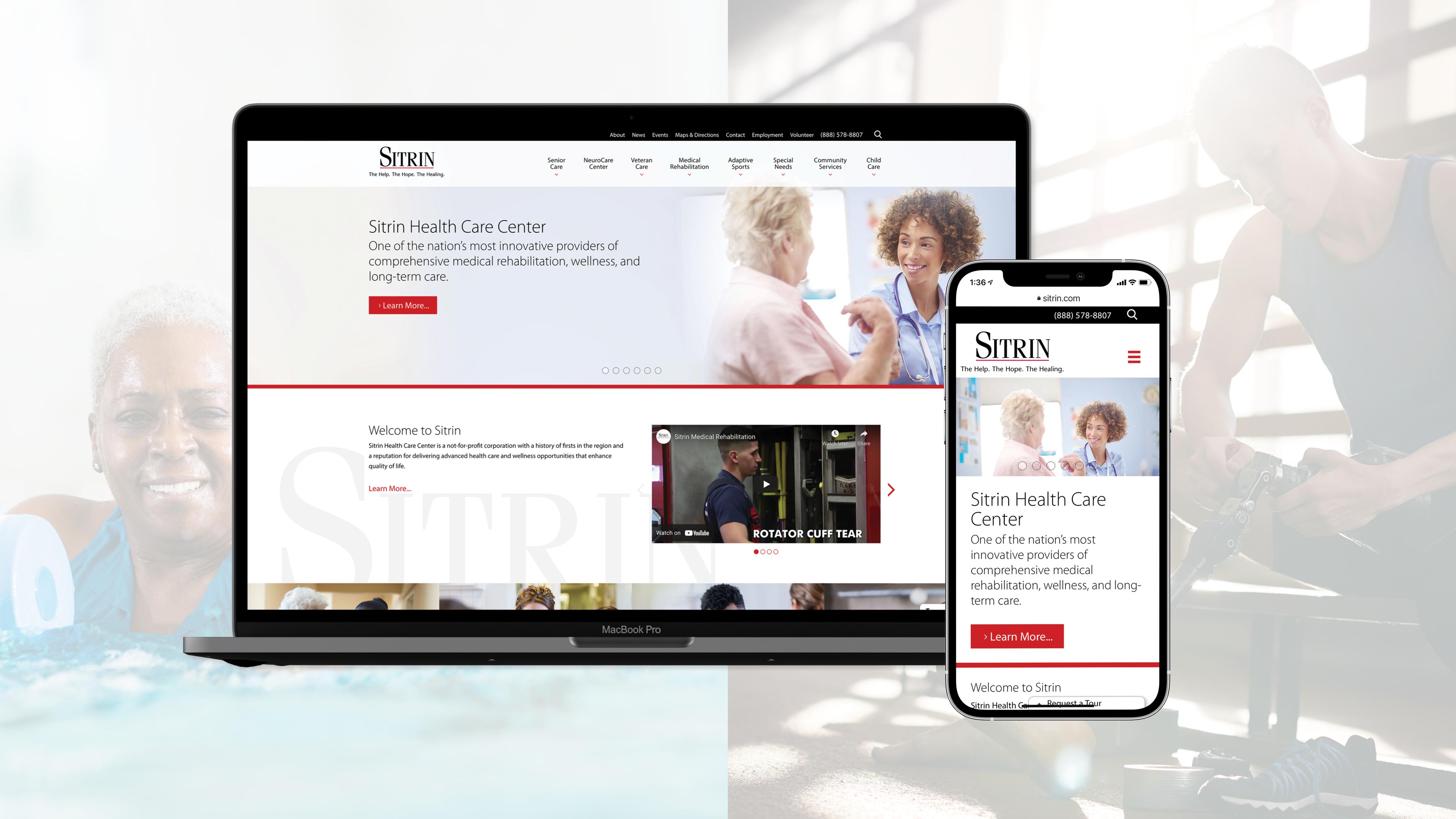Sitrin WebsitePanel